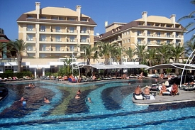 Hotel Crystal Family Resort & Spa 5* - Belek