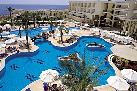Hotel Hilton Sharm Sharks Bay Resort 4* Superior - Sharm El Sheikh