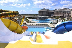 Plecari Bucuresti 05, 12, 19 mai, Sunmelia Beach 5* - Side