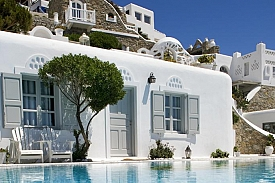 Hotel Greco Philia Luxury Suites & Villas 5* - Mykonos