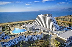 Hotel Palm Wings Ephesus Beach Resort 5* - Kusadasi