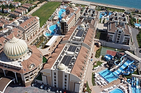 Kirman Belazur Resort & Spa 5* - Belek