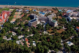 Hotel Crystal Tat Beach Golf Resort & Spa 5* - Belek
