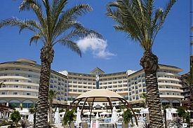 Hotel Saphir Resort & Spa 5* - Alanya