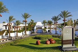 Hilton Fayrouz Resort 4* superior - Sharm El Sheikh