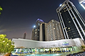 Hotel Towers Rotana 4* - Dubai
