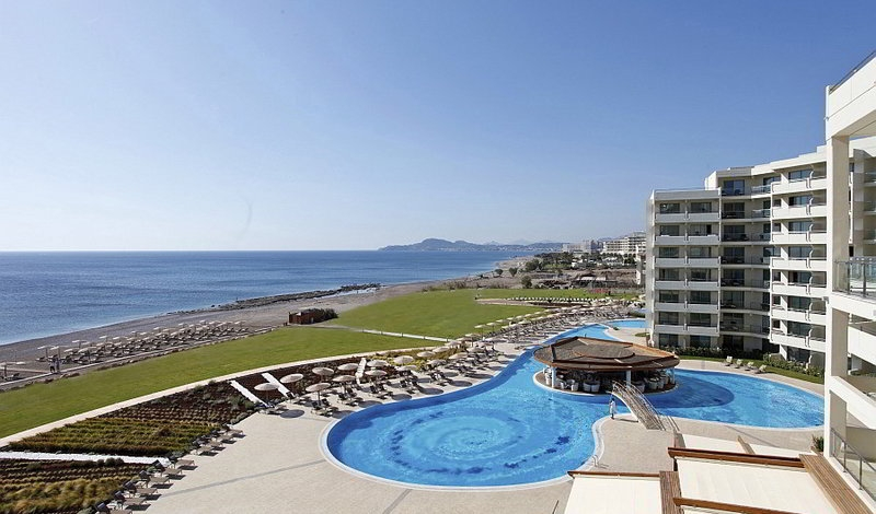 Hotel Elysium Resort & Spa 5* - Rodos  8