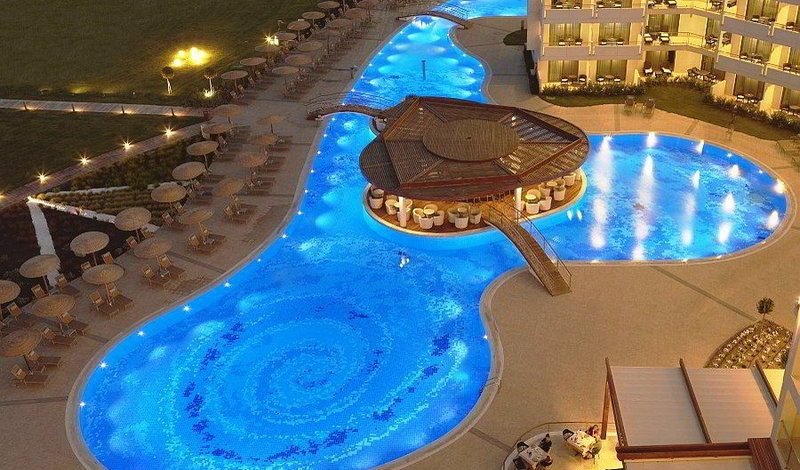 Hotel Elysium Resort & Spa 5* - Rodos  4