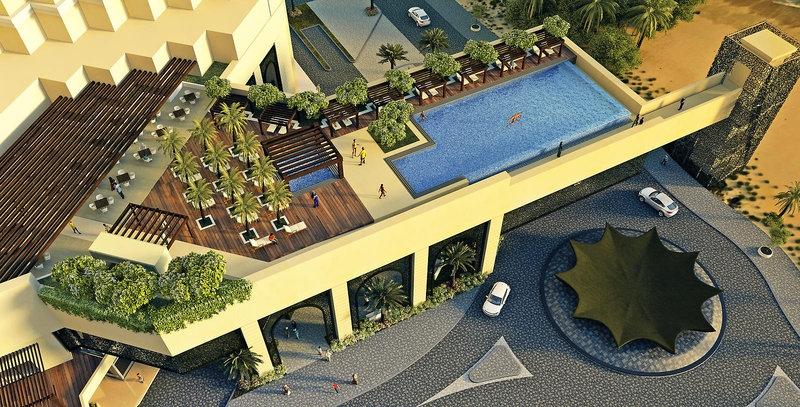 Hotel JA Ocean View 4* - Dubai 2