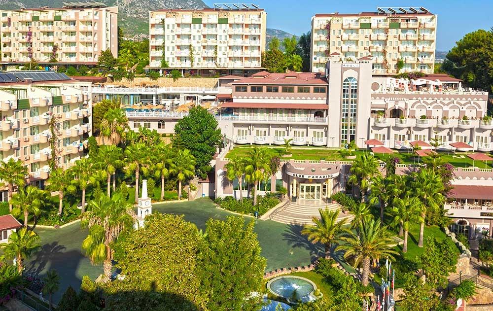 Hotel Club Paradiso Hotel 5* - Alanya 1