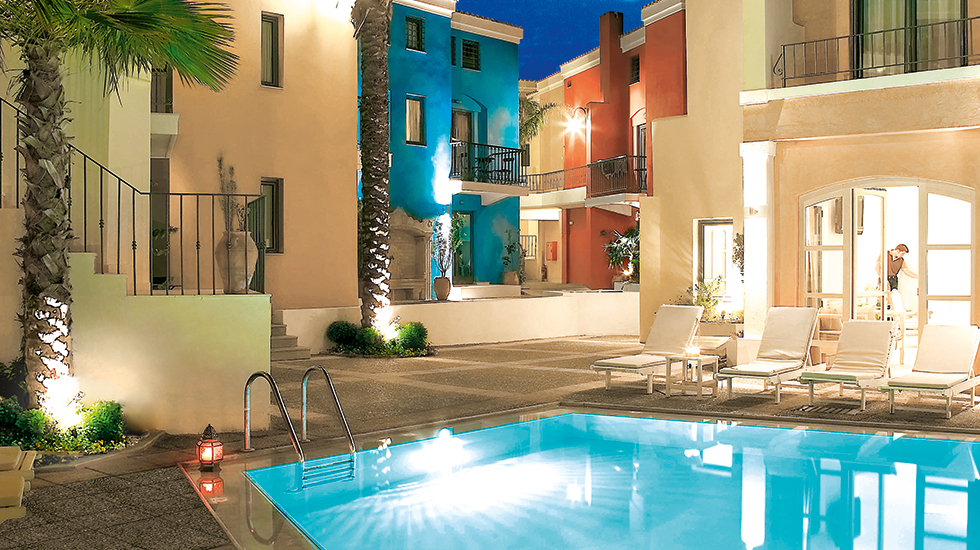 Hotel Grecotel Plaza Spa Apartments 4* - Creta Chania