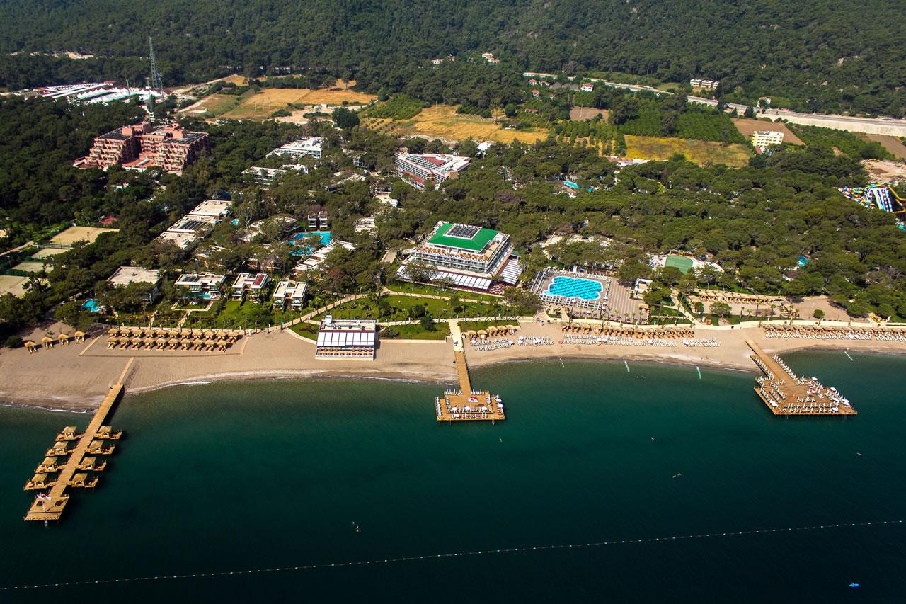Hotel Nirvana Mediterranean Excellence 5* - Kemer