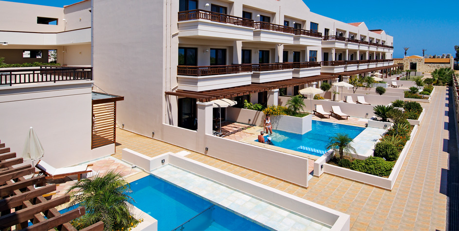 Hotel Asterion Beach Hotel & Suites 5* - Creta Chania