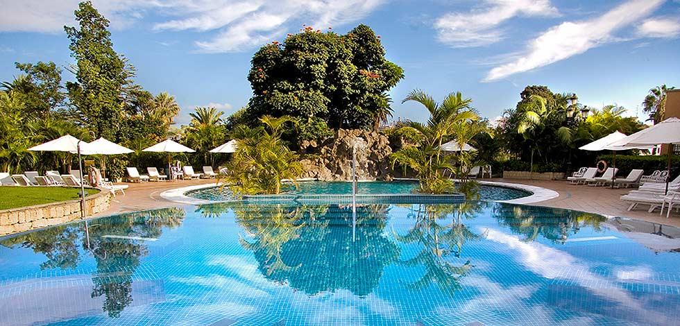 Hotel Botanico & Oriental Spa Garden 5* - Tenerife 2