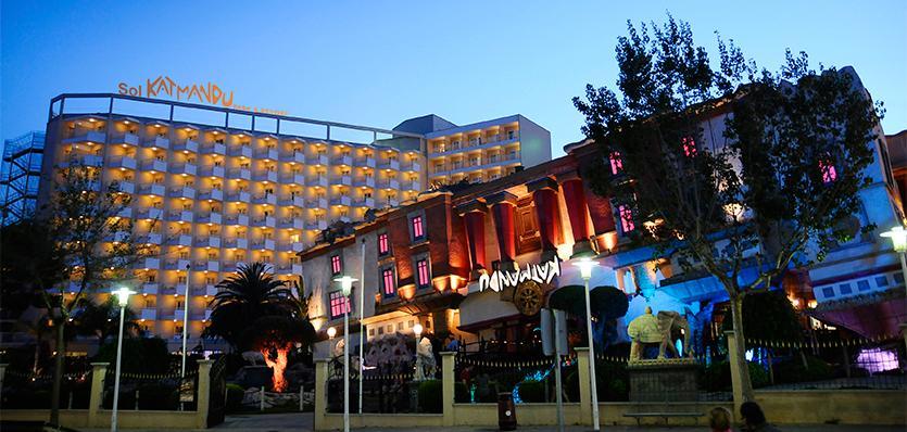 Hotel Sol Katmandu Resort 4* - Palma de Mallorca 2