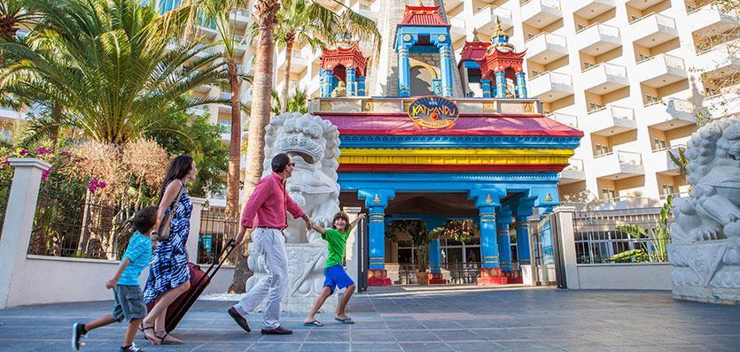 Hotel Sol Katmandu Resort 4* - Palma de Mallorca 3