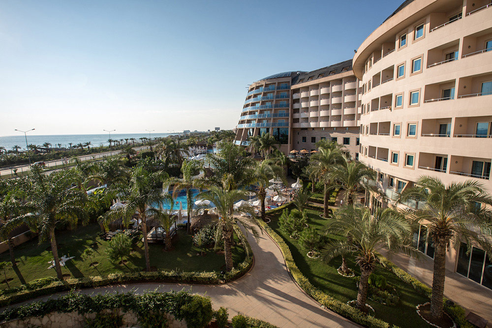 Hotel Long Beach Resort & Spa 5* - Alanya 25