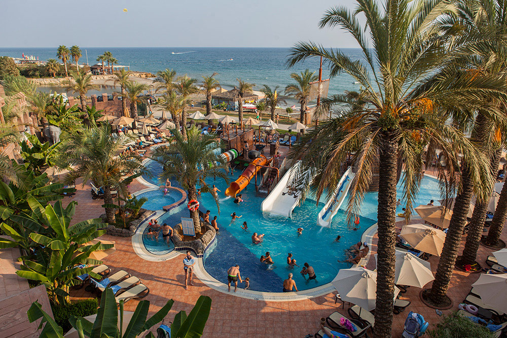 Hotel Long Beach Resort & Spa 5* - Alanya 24