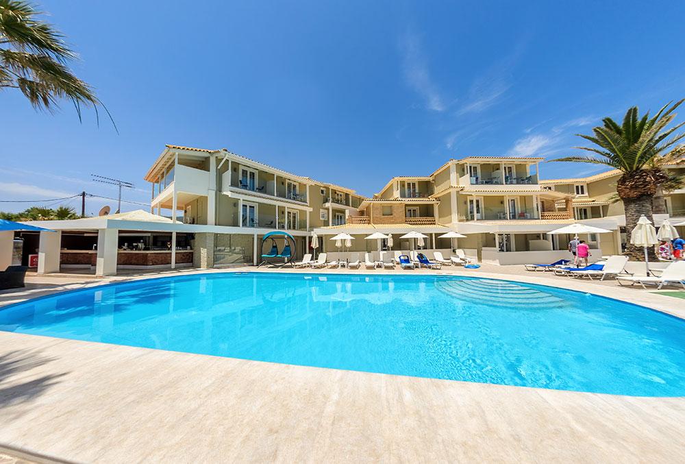 Zante Blue Beach Hotel 4* - Zakynthos Agios Sostis 10
