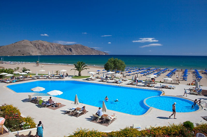 Hotel Pilot Beach Resort 5* - Creta Chania  1