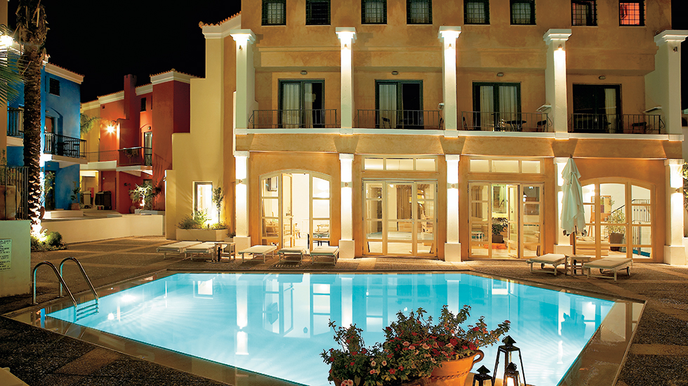 Hotel Grecotel Plaza Spa Apartments 4* - Creta Chania 5