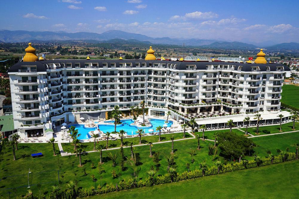 Hotel Heaven Beach Resort & Spa 5* - Side
