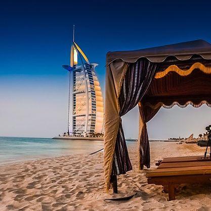 Hotel Burj Al Arab 5* - Dubai 7