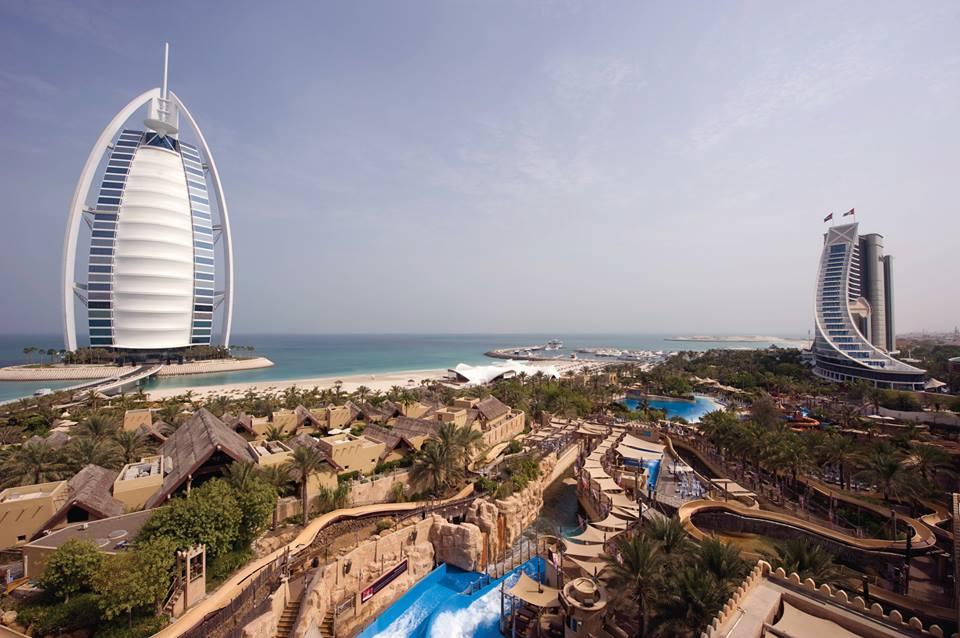 Hotel Jumeirah Beach Hotel 5* - Dubai 8