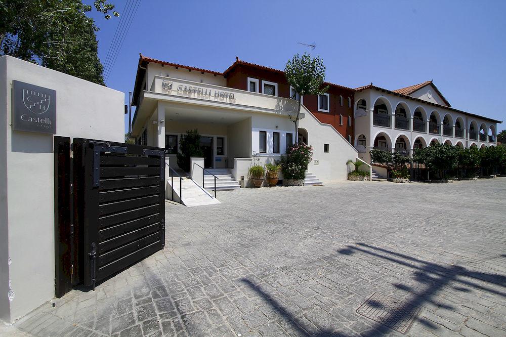 Hotel Castelli 4* - Zakynthos ( Adults only ) 17