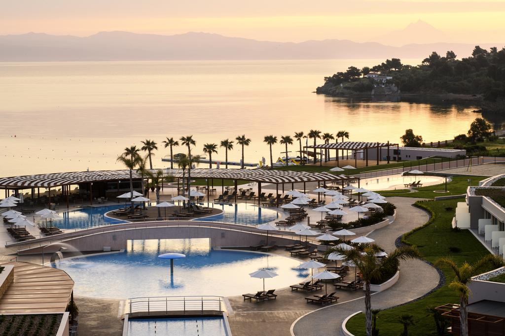 Miraggio Thermal Spa Resort 5* Deluxe - Halkidiki 5