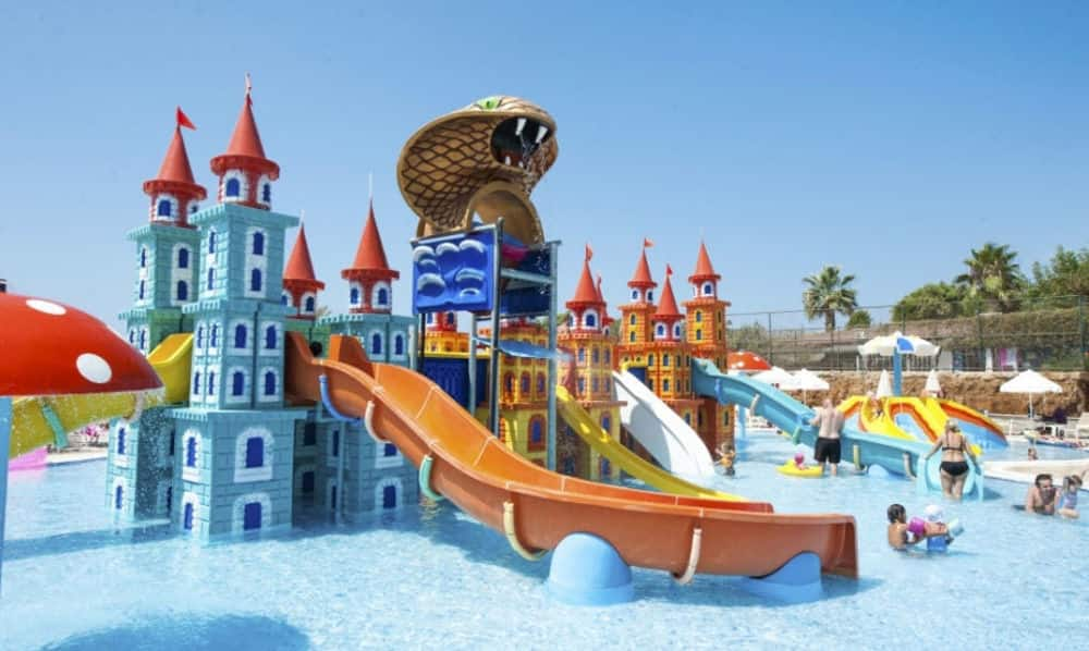 Sea Planet Resort & Spa 5* - Side zbor Bucuresti si Cluj 04, 11, 18 mai 16