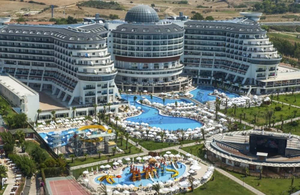 Sea Planet Resort & Spa 5* - Side zbor Bucuresti si Cluj 04, 11, 18 mai 15