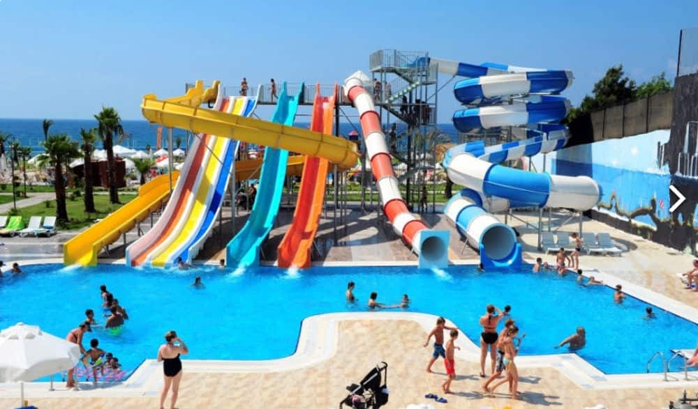Sea Planet Resort & Spa 5* - Side zbor Bucuresti si Cluj 04, 11, 18 mai 14