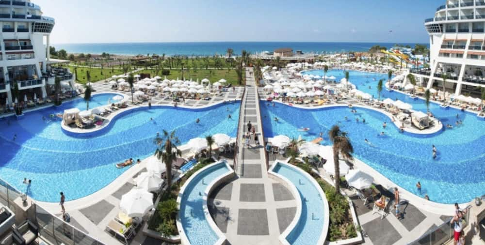 Sea Planet Resort & Spa 5* - Side zbor Bucuresti si Cluj 04, 11, 18 mai 12