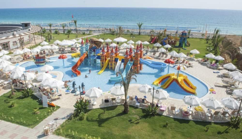 Sea Planet Resort & Spa 5* - Side zbor Bucuresti si Cluj 04, 11, 18 mai 17