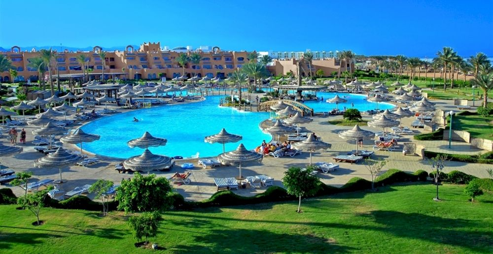 Hotel Coral Sea Waterworld 5* - Sharm El Sheikh 5