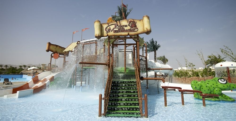 Hotel Coral Sea Waterworld 5* - Sharm El Sheikh 11