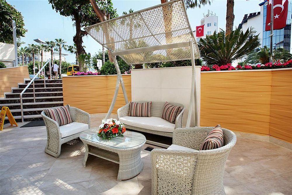 Hotel Alaiye Kleopatra 4* - Alanya 16