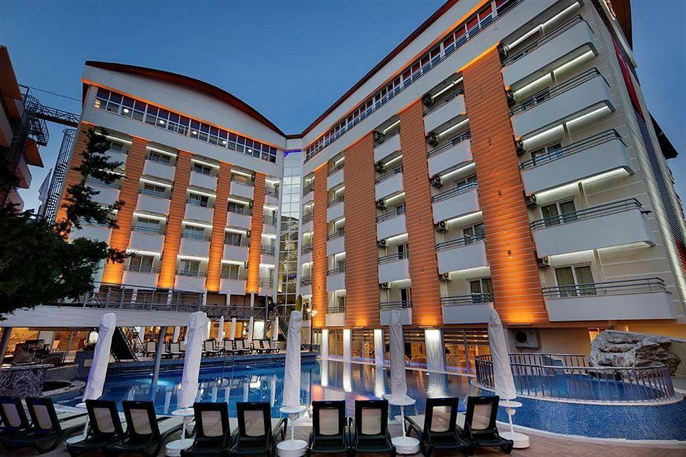 Hotel Alaiye Kleopatra 4* - Alanya 7