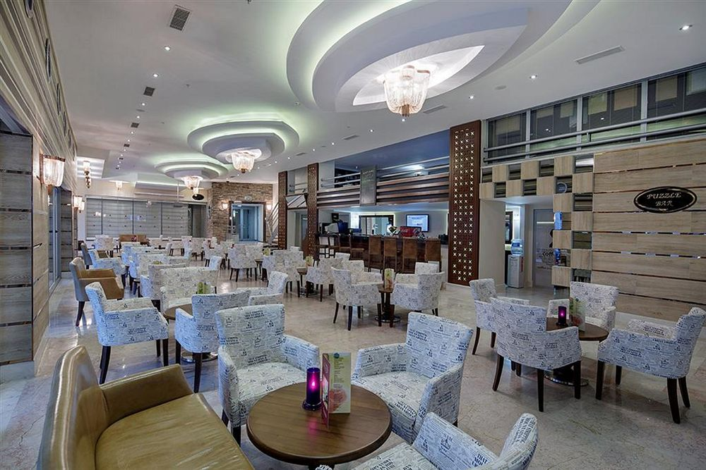 Hotel Alaiye Kleopatra 4* - Alanya 4