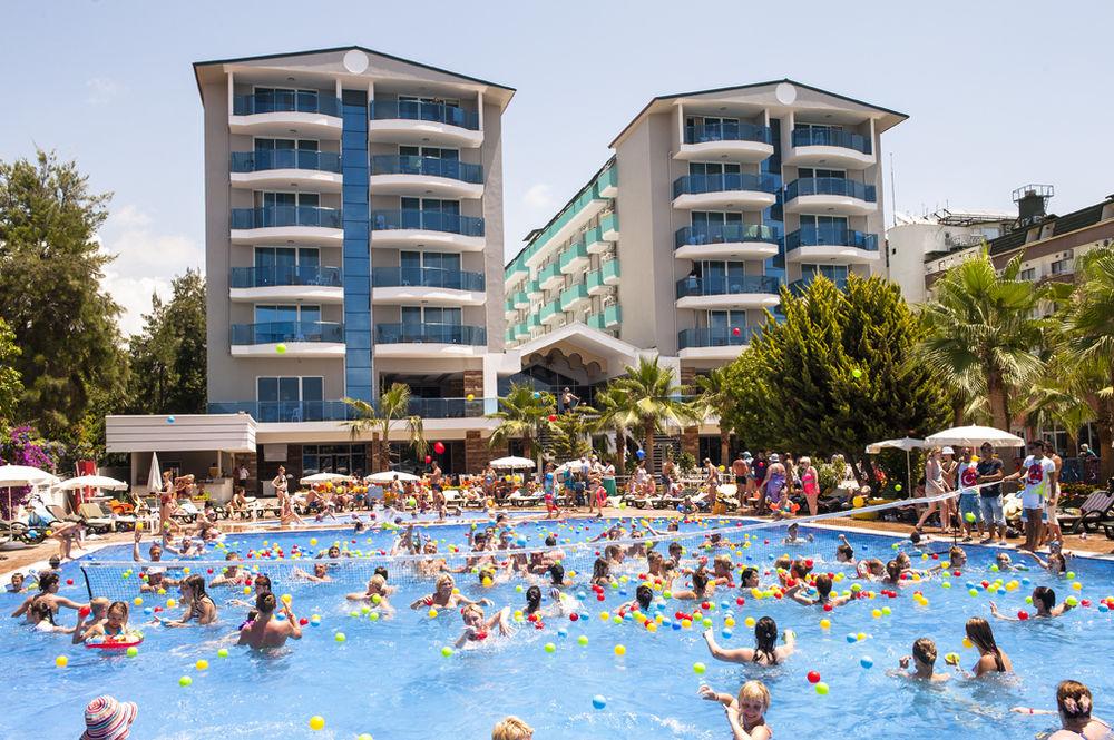 Hotel Concordia Celes  Okurcalar Alanya All Inclusive