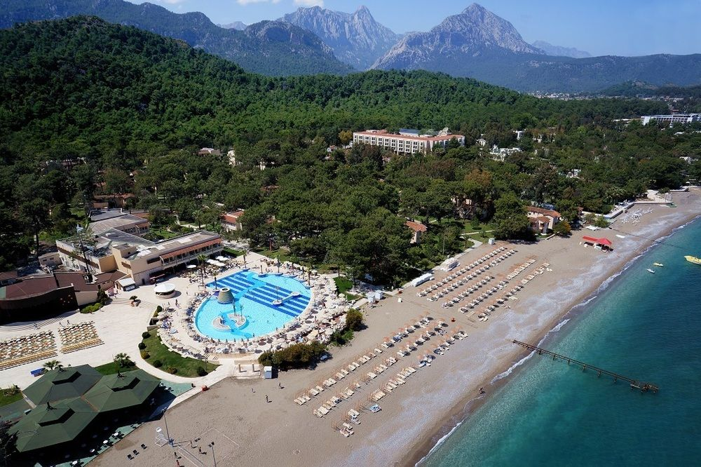Hotel Kimeros Park Holiday Village 5* - Kemer 1