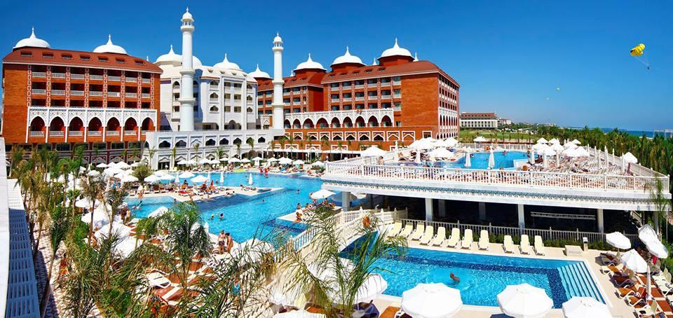 Hotel Royal Taj Mahal 5* - Side  20