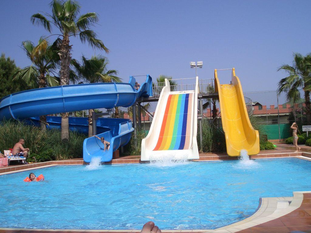 Hotel Insula Resort & Spa 5* - Alanya 3