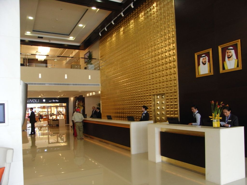Hotel Media Rotana 5* - Dubai 2