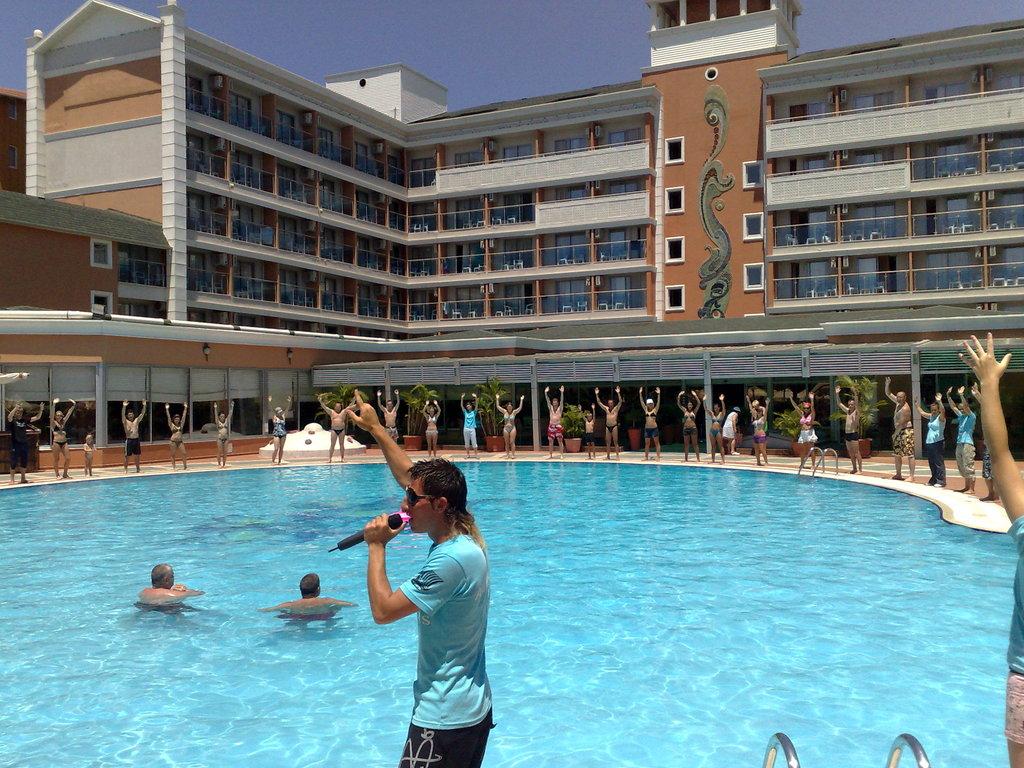 Hotel Insula Resort & Spa 5* - Alanya 5