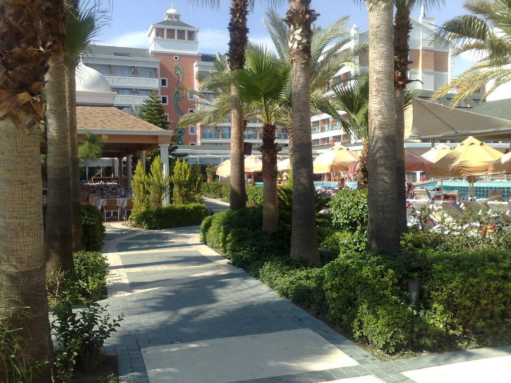 Hotel Insula Resort & Spa 5* - Alanya 7