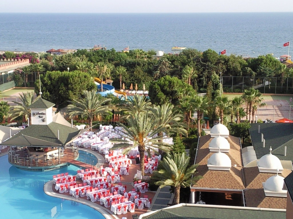 Hotel Insula Resort & Spa 5* - Alanya 10
