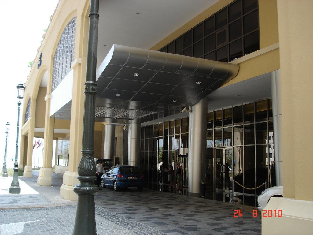 Hotel Amwaj Rotana Jumeirah Beach 5* - Dubai 2