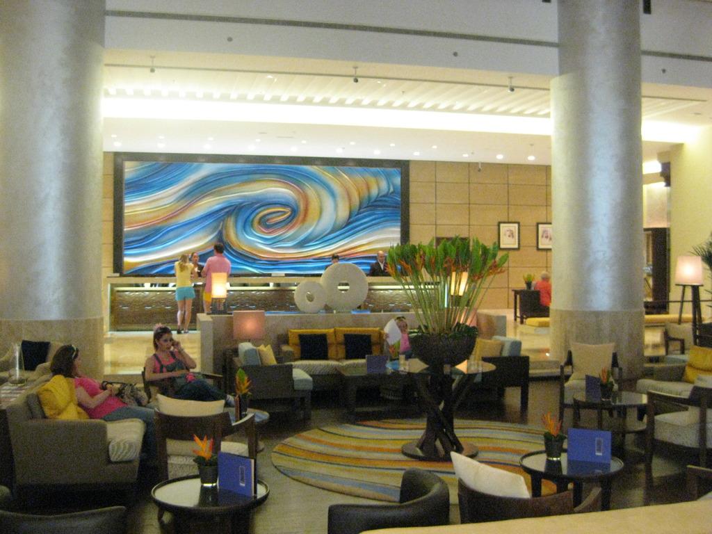 Hotel Amwaj Rotana Jumeirah Beach 5* - Dubai 6